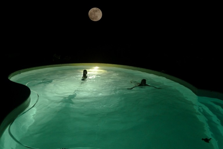 Piscine Night