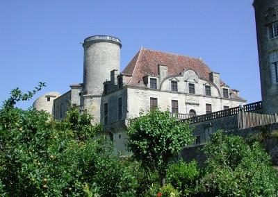 Chateau de Duras ©CDT47